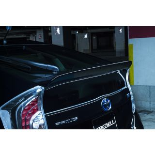 Speziell REAR DUCK TAIL WING (FRP) 交換タイプ For Toyota Prius 2010 - 2015
