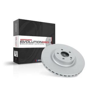 Power Stop 12-18 Tesla Model S Rear Evolution Geomet Coated Rotor