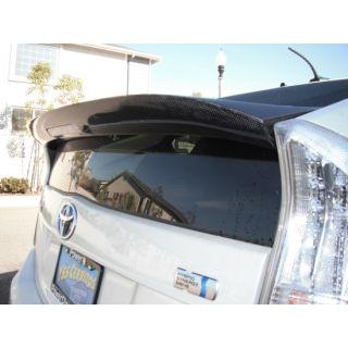 Prius Carbon Fiber Ducktail Wing For Toyota Prius (2010 - 2015)