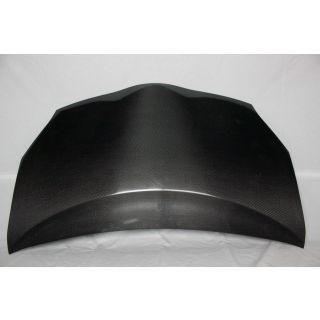 RS Carbon Fiber hood for Toyota Prius 2010 - 2015