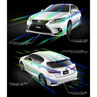 TRD Lexus CT200H