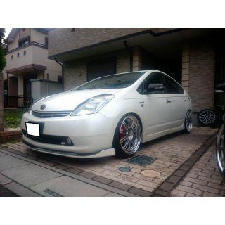 Tanabe Sustec Front Tower Bar - Toyota Prius (2004-2009)