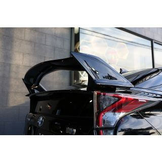 Sixth Sense Rear Wing Ver 2 for Toyota Prius 2016 - 2019