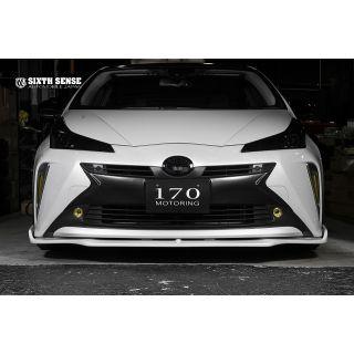 Genuine Bumper Garnish (Solid black) for Toyota Prius 2016 - 2019