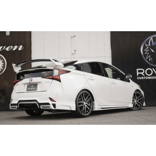2020 - 2023 Toyota Prius Rowen Aero 3- Piece Body Kit
