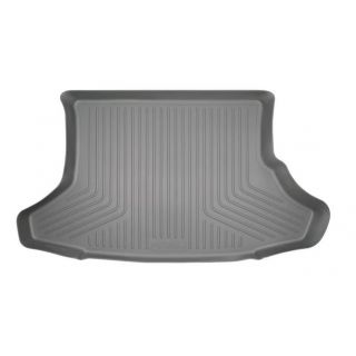 Gray Trunk Liner - Weatherbeater Series for Toyota Prius 2010 - 2015