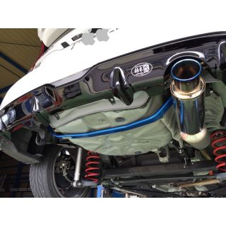 Cusco Rear End Power Chassis Brace For Toyota Prius 2010 - 2015