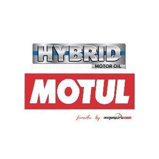 Motul 4L Hybrid Synthetic Motor Oil - 0W16