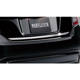 Modellista Cool Shine Back Door Mall for Toyota Prius 2010 - 2015