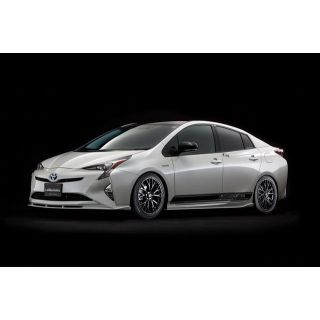 Vab Sports Front Lip Spoiler for Toyota Prius 2016 -2019