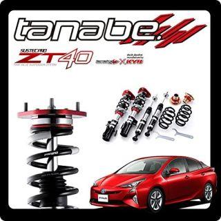 Tanabe Sustec Pro ZT40 Coilover Kit for Toyota Prius 2016-2022