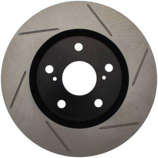 Toyota Mirai Slotted Rotors