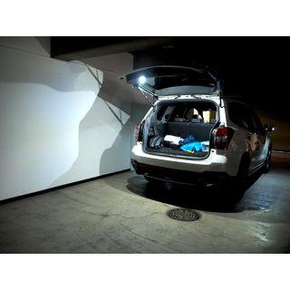 LED cargo lamp for Prius V