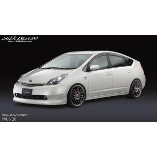 SilkBlaze front lip spoiler for Toyota Prius 2004 - 2009