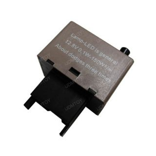 Speed Adjustable 8-Pin LED Flasher Assy Relay Fix For Turn Signal Lights for Toyota / Lexus