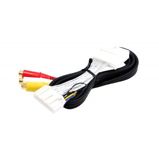 Beat-Sonic AVC39 Audio Video RCA Input Cable Harness