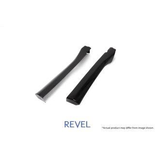 Revel GT Dry Carbon Door Trim (Front Left & Right) Tesla Model S - 2 Pieces