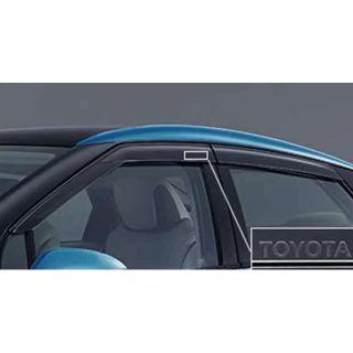 2014 - 2020 Genuine Toyota Mirai Window Visors
