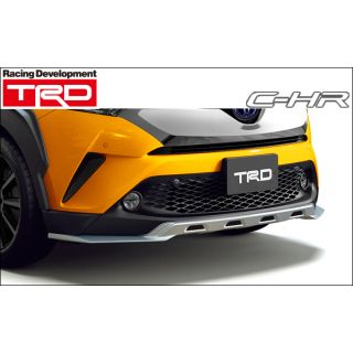 TRD front spoiler for C-HR only