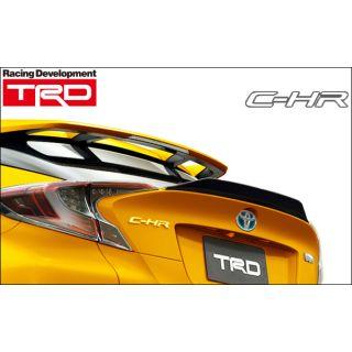 TRD rear trunk spoiler for C-HR only