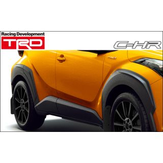 TRD over fender for C-HR only