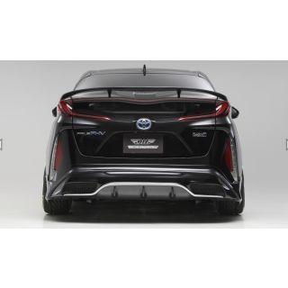Design Works Rear Half Spoiler (FRP) for Prius Prime/ PHV (ZVW52)
