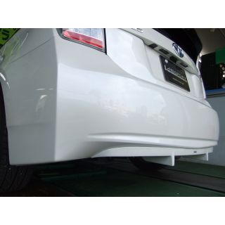Rear Under Diffuser for Toyota Prius 2010 - 2015