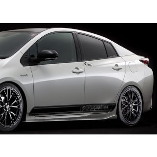 Vab Sports Side Splitter for Toyota Prius 2016 -2021