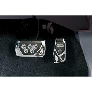 RAZO GT SPEC AT-S Car Pedal set for Toyota Prius 2010 - 2015 (Black)