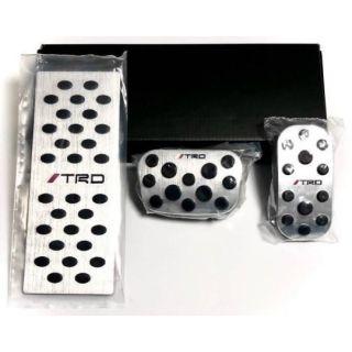 Toyota Prie TRD high quality aluminum pedal