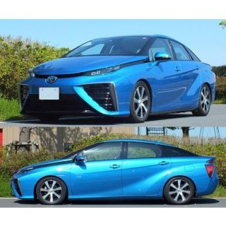 RSR Basic-i shock Coilovers for Toyota Mirai