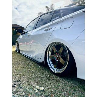 Toyota Prius Prime Air Suspension