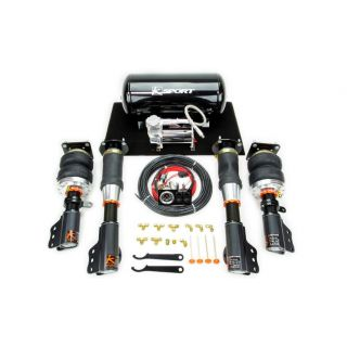 2010-2015 Toyota Prius Airtech Basic Air Suspension System by Ksport