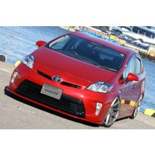 Lexon Exclusive Front Lip Spoiler (CFRP) for Toyota Prius (2012 - 2015)