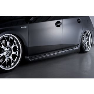 Aimgain Type3 Side Steps for Toyota Prius 2010 - 2015