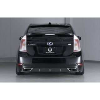 Aimgain Type3 Rear Bumper for Toyota Prius 2010 - 2015