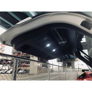 Toyota Prius Luggage LED