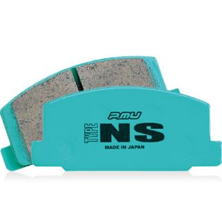 Project MU NS Brake Pads Front - Toyota Prius C (2012-2019)