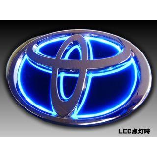 LED Rear Emblem for Toyota Prius Prime (PHV)