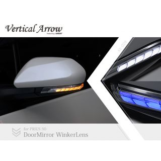 LED Turn Signal Mirror Lamps  for Toyota Prius 2016 - 2019