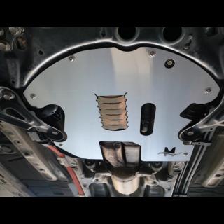 Stainless Steel MILLERCAT 2012-2017 Prius V Cat Shield