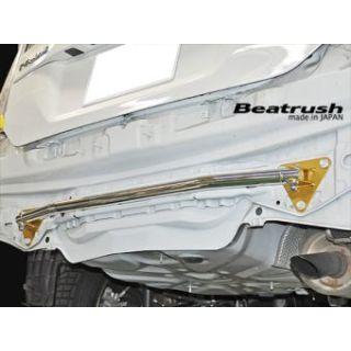 Beatrush Rear Frame End Bar for Toyota Prius 2010 - 2015