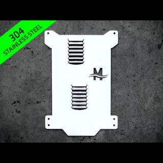 Stainless Steel MILLERCAT 2016-2021 Prius Gen 4 Cat Shield