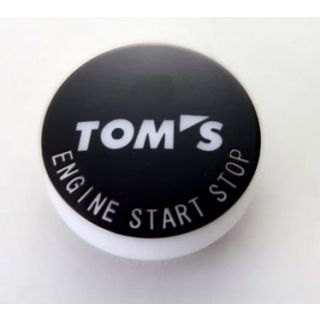 TOM'S Racing Push Start Button [Type 002] - Lexus & Toyota