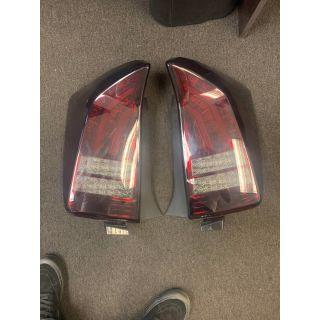 USED smoked tail lights