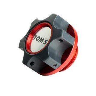 TOM'S Racing Oil Filler Cap - [M37xP3.0]