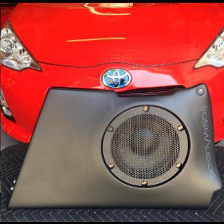 Toyota Prius C - OEM Audio Stereo Package