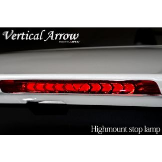 Toyota Prius - 3rd brake light with Sequential Blinker