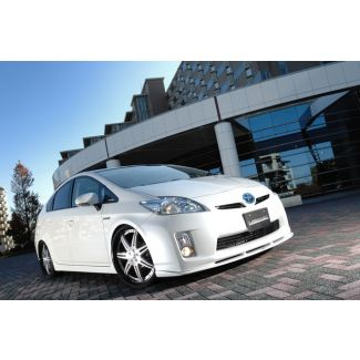 Vab Sports Front Lip Spoiler for Toyota Prius 2010 - 2011