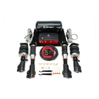 2009-2014 Prius Airtech Deluxe Air Suspension System by Ksport